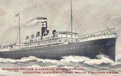 Valbanera, el naufragio que cumple 100 años y del que poco se sabe